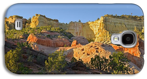 Dine' Tah ' Among The People ' Scenic Road Galaxy S4 Case
