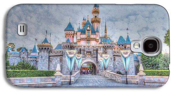 Disney Magic Galaxy S4 Case