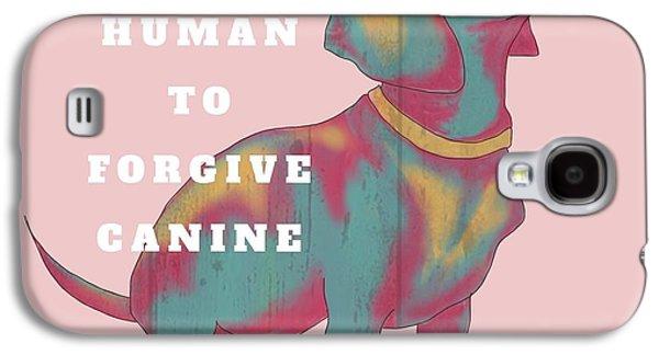 Divine Canine Galaxy S4 Case by Robin Wiesneth