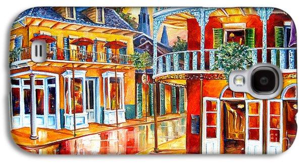 Divine New Orleans Galaxy S4 Case