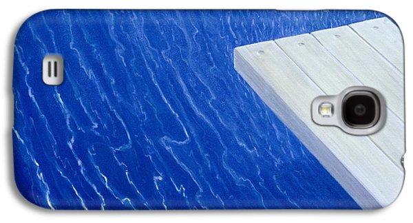 Diving Board 2004 Galaxy S4 Case