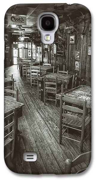 Dixie Chicken Interior Galaxy S4 Case by Scott Norris