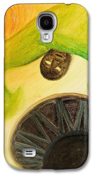 Djembe Galaxy S4 Case by Marc Philippe Joly