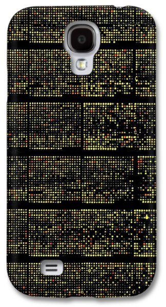 Dna Microarrays Galaxy S4 Case