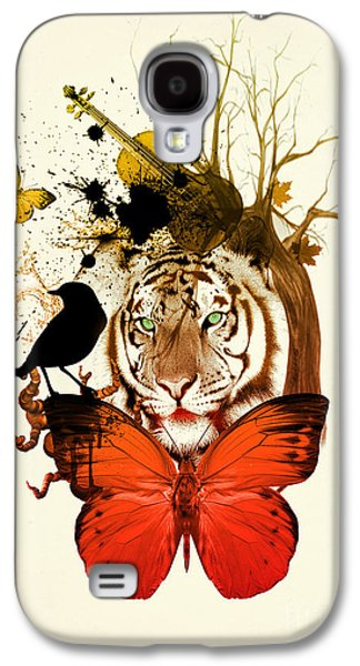 Do Not Be Sad  Galaxy S4 Case