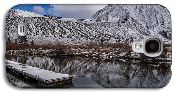Dock At Convict Lake Galaxy S4 Case