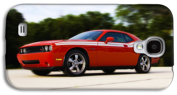 Dodge Challenger Galaxy S4 Case by Bill Cannon