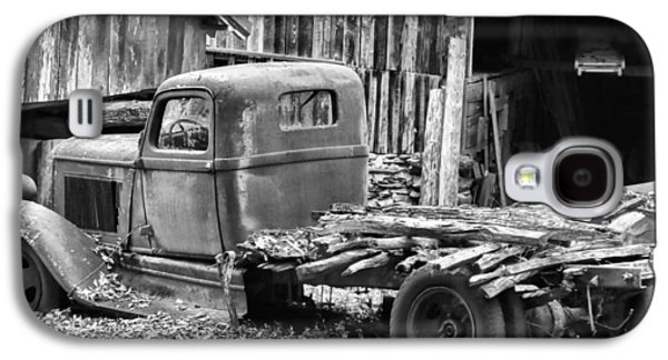 Dodge In The Country Galaxy S4 Case