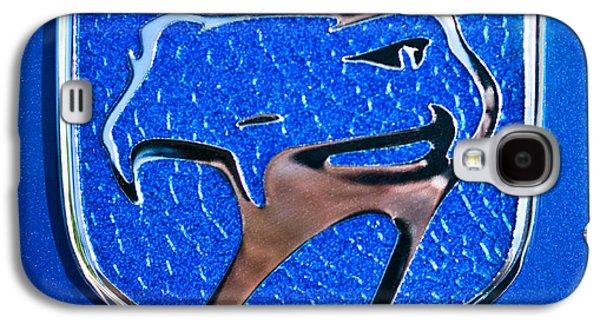 Viper Galaxy S4 Case - Dodge Viper Emblem -217c by Jill Reger
