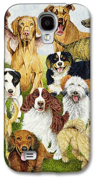 Dog Days Galaxy S4 Case