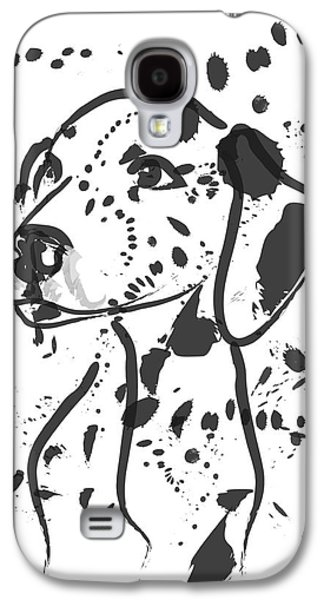 Dog Spot Galaxy S4 Case by Go Van Kampen
