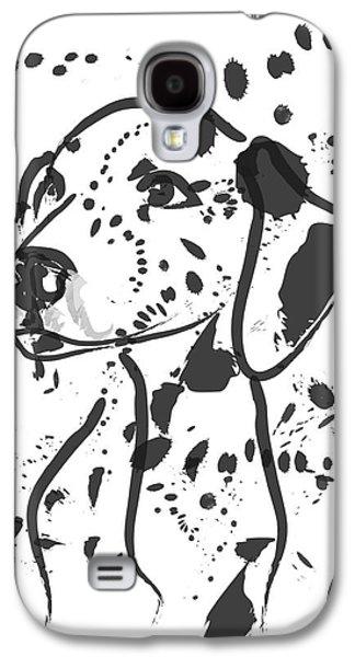 Dog Spot Galaxy S4 Case