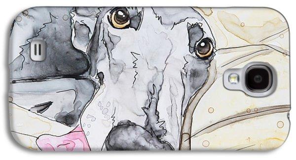 Dog Tired Galaxy S4 Case