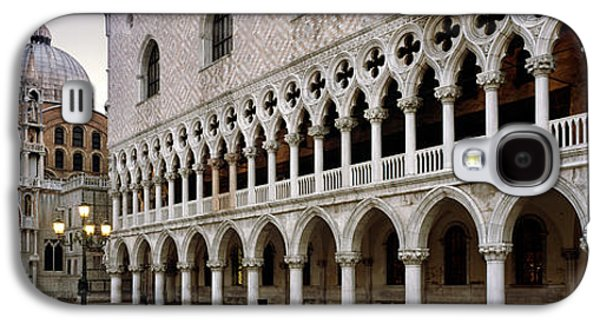 Doge's Palace And Basilica San Marco Galaxy S4 Case by Rod McLean