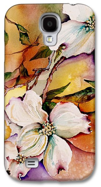 Dogwood In Spring Colors Galaxy S4 Case