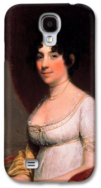 Dolley Payne Madison Galaxy S4 Case by Gilbert Stuart