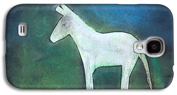 Donkey, 2011 Oil On Canvas Galaxy S4 Case