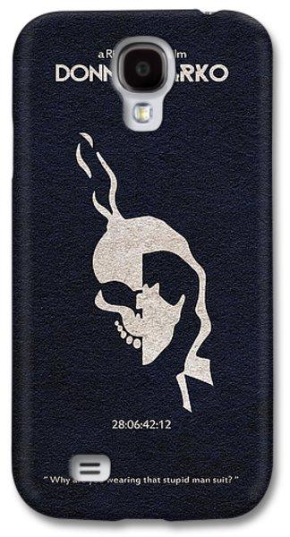 Donnie Darko Galaxy S4 Case by Ayse Deniz