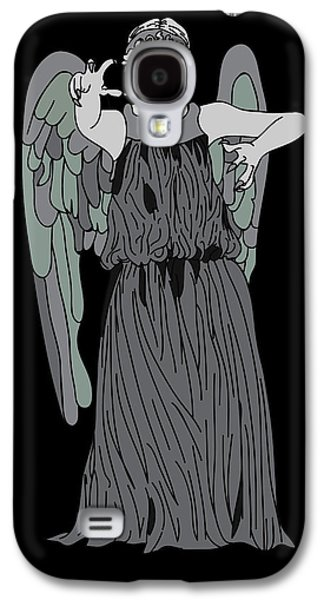 Dont Blink Galaxy S4 Case