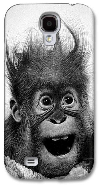 Don't Panic Galaxy S4 Case