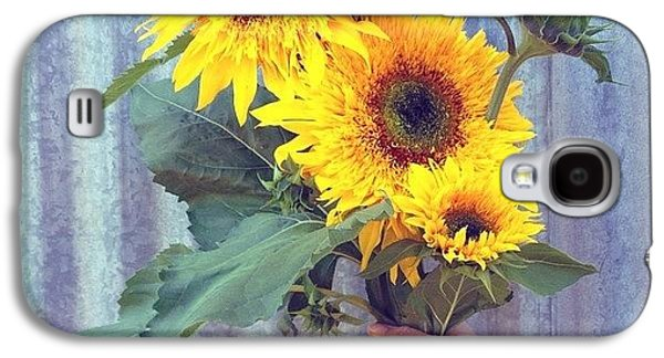 Summer Galaxy S4 Case - Don't You Just Love Summertime? by Blenda Studio