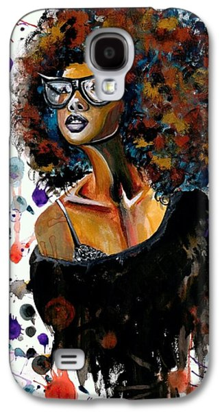 Beautiful Galaxy S4 Case - Dope Chic by Artist RiA
