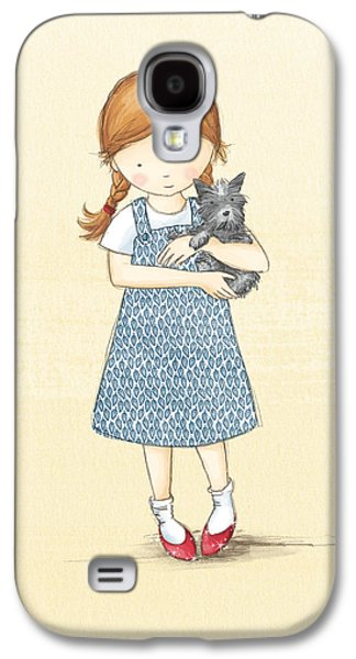 Dorothy Galaxy S4 Case by Amanda Francey