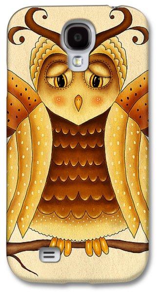 Dottie Galaxy S4 Case by Brenda Bryant