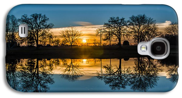 Double Down Galaxy S4 Case by Randy Scherkenbach