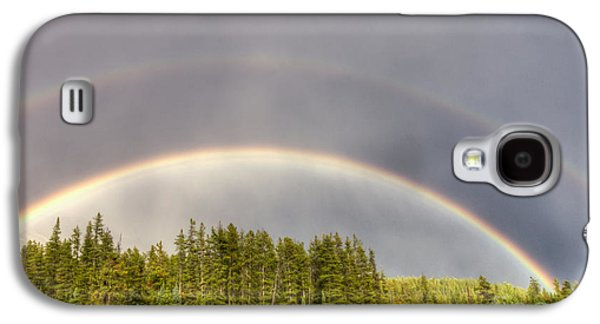 Double Rainbow Galaxy S4 Case