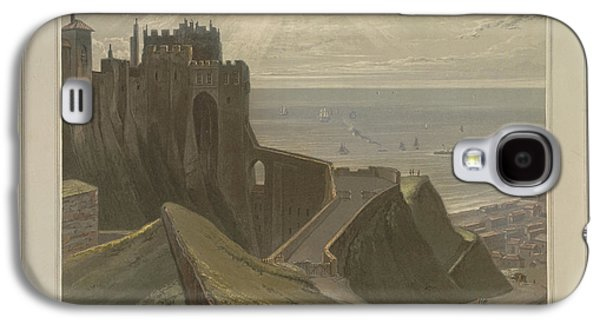 Dover Castle Galaxy S4 Case by British Library