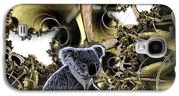 Down Under Galaxy S4 Case by Ron Bissett