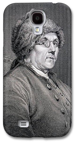 Dr Benjamin Franklin Galaxy S4 Case by English School