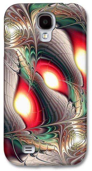 Dragon Den Galaxy S4 Case by Anastasiya Malakhova