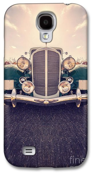 Dream Car Galaxy S4 Case by Edward Fielding