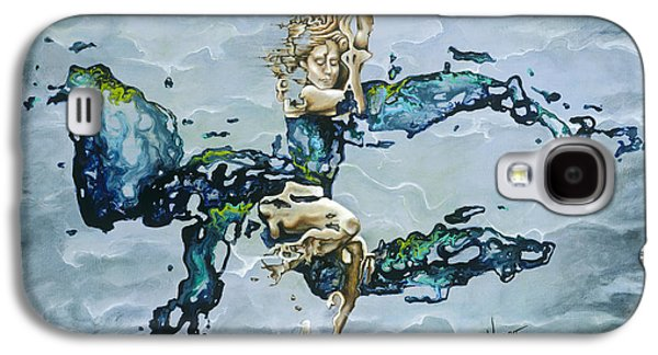 Dream Galaxy S4 Case by Karina Llergo