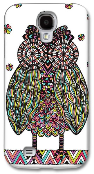 Dream Owl Galaxy S4 Case by Susan Claire