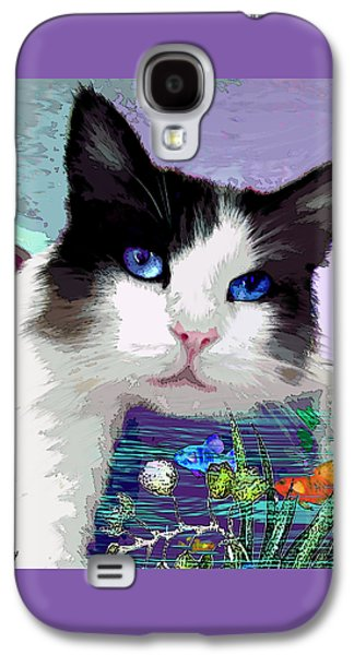 Dreaming Of Fish Galaxy S4 Case by Michele Avanti