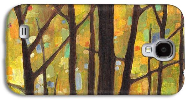 Dreaming Trees 1 Galaxy S4 Case by Hailey E Herrera