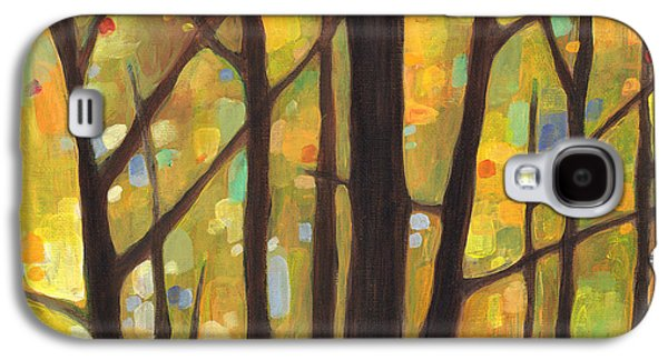 Dreaming Trees 1 Galaxy S4 Case