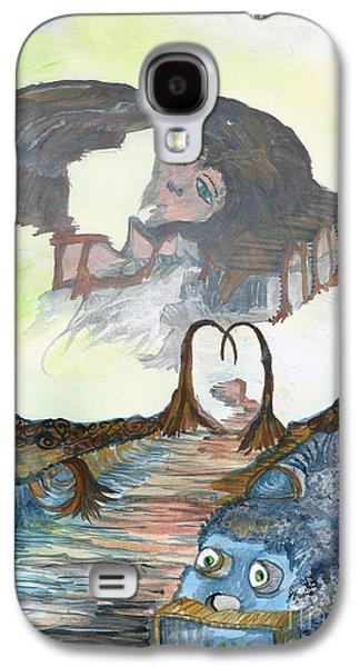 Dreamland Galaxy S4 Case by Angela Pelfrey