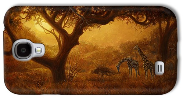 Dreamland Galaxy S4 Case by Lucie Bilodeau