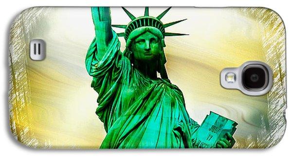 Dreams Of Liberation Galaxy S4 Case