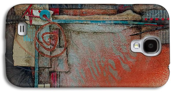 Dreams To Instruct Galaxy S4 Case by Laura  Lein-Svencner