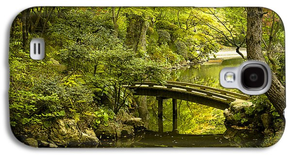 Dreamy Japanese Garden Galaxy S4 Case