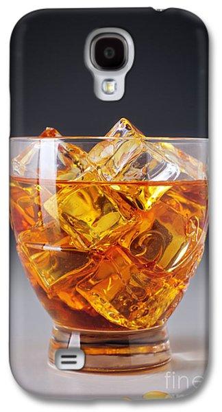 Drink On Ice Galaxy S4 Case by Carlos Caetano
