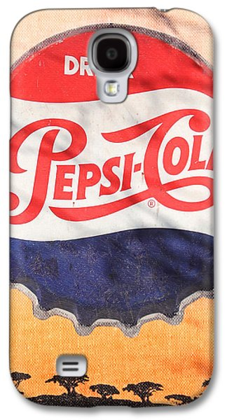 Drink Pepsi  Galaxy S4 Case by Donna Kennedy