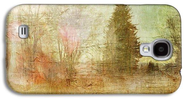 Home Skyline Galaxy S4 Case by Brett Pfister