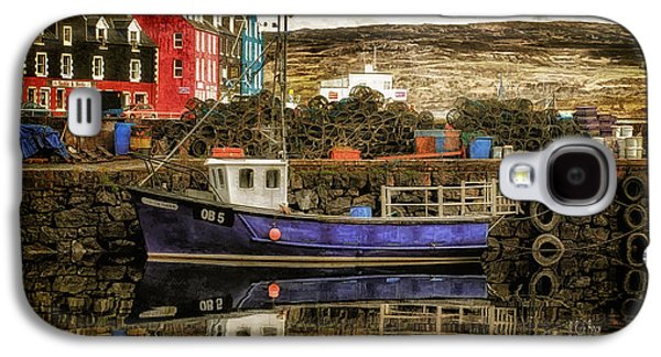 Tobermory Isle Of Mull Galaxy S4 Case