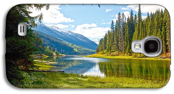 Duffy Lake 1 Galaxy S4 Case by Randy Giesbrecht
